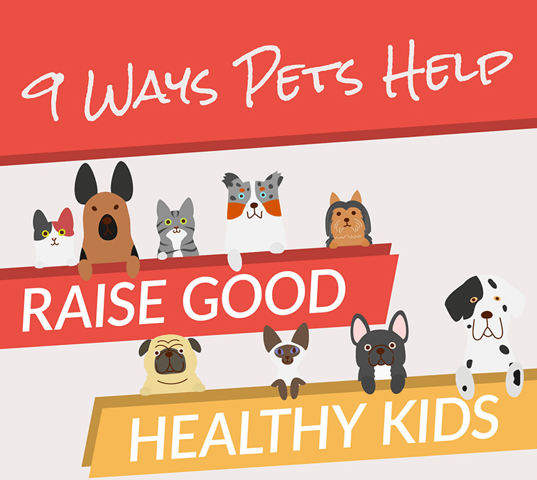 healthy pets kids raise animals ways - 4263429
