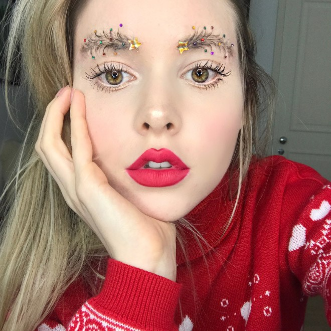 a funny list of beauty trends 2017