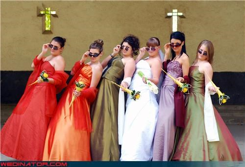 Bling bride fashion is my passion funny wedding photos wedding party Wedding Themes