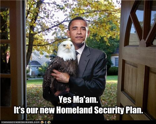 barack obama fake funny homeland security lolz shoop