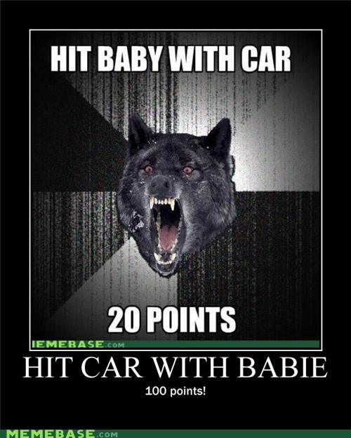 baby car Insanity Wolf more points - 4268039424