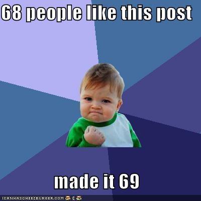 69 likes success kid win - 4268082688