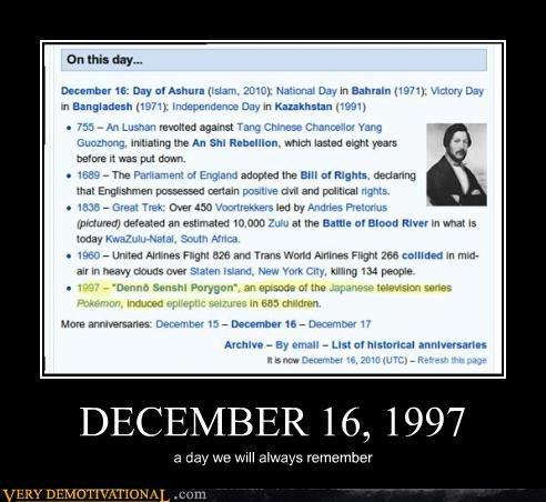 epilepsy history internet lol Pokémon wikipedia wtf - 4269321472