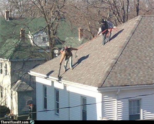 contstruction dangerous Professional At Work - 4269448192