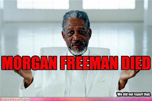 cnn Death FAIL Morgan Freeman news - 4270351104