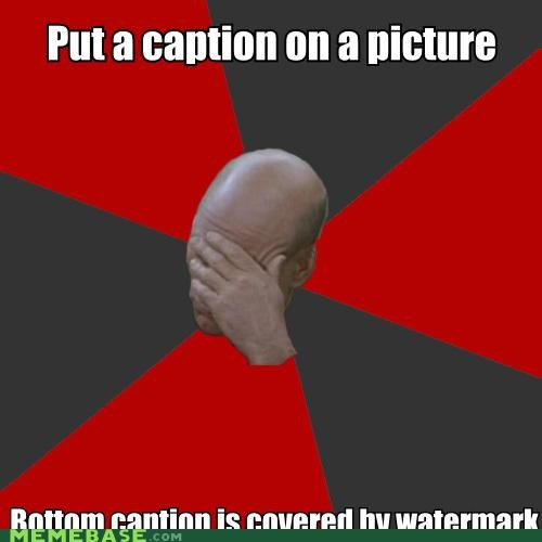 facepalm learn 2 advance builder Memes picard