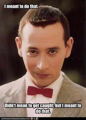 actor celeb funny Paul Reubens - 4272403968