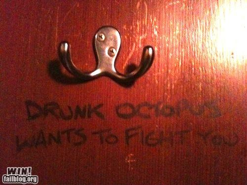 hacked octopus sharpie - 4272439296