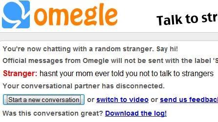 advice,mom,Omegle,she-hasnt,strangers