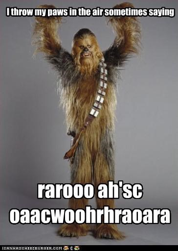 chewbacca funny Hall of Fame lolz meme sci fi star wars - 4272612352