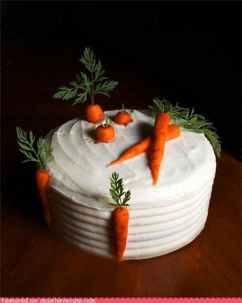 cake carrot carrot cake epicute fondant frosting - 4272826624