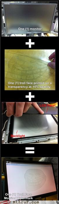 awesome,funny,mad,monitor,prank,troll