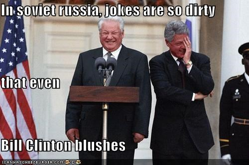 bill clinton Boris Yeltsin clinton democrats russia - 427451136