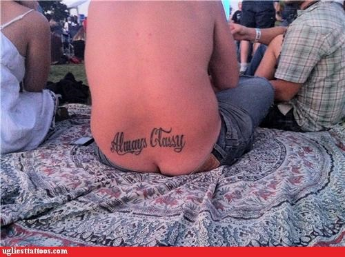classy tramp stamps words - 4275410688