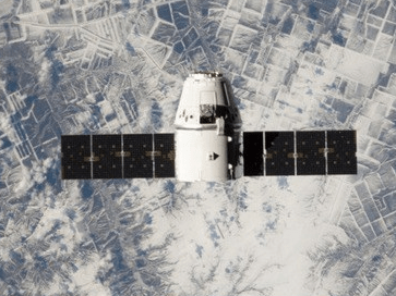 dragon spacex ISS science