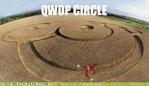 alien circle crop crop circle game makes sense QWOP rhyming video game - 4277356032