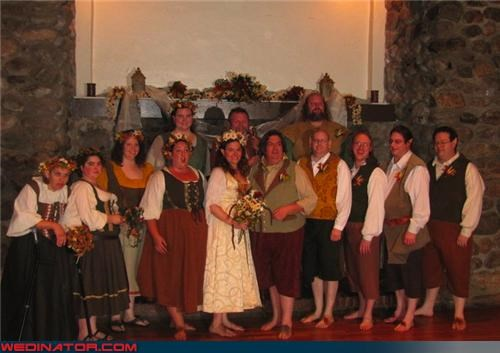 Hobbit Wedding