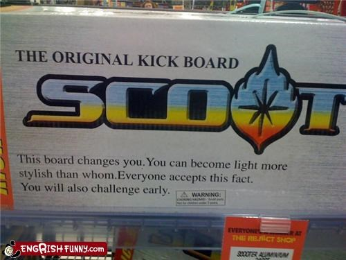 The Original Kick Board