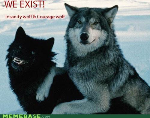 BFFs internet irl The Internet IRL wolves - 4279506688