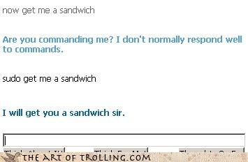 polite,sandwich,obedient