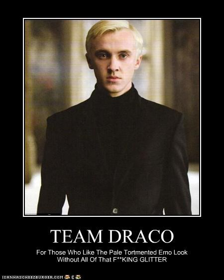 actor celeb demotivational funny Hall of Fame Harry Potter lolz sci fi tom felton - 4280954368