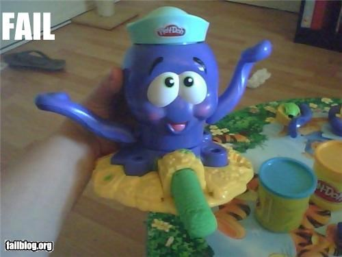 failboat innuendo octopus Play Dough Things That Are Doing It toy