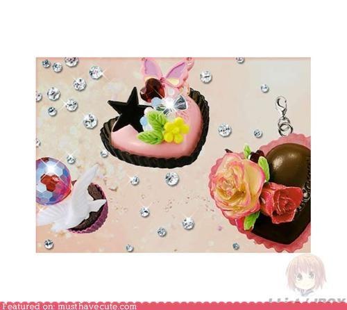 decorate desserts DIY fake food kit miniature pastries - 4281951744