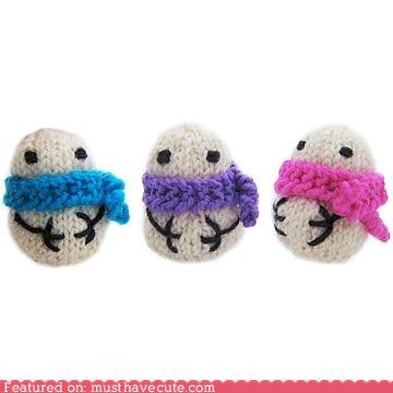 craft,crochet,knit,pattern,scarf,snowmen
