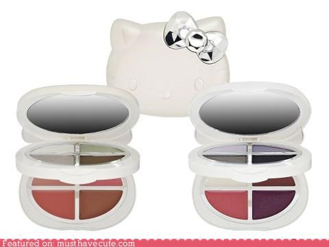 collaboration cosmetics hello kitty limited makeup sephora - 4281963776