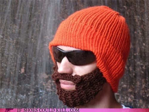 beard cool-accessories-beard-hat etsy hat knit - 4282151936
