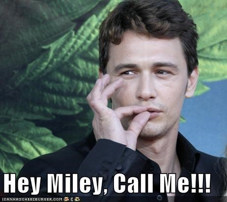 Hey Miley, Call Me!!!