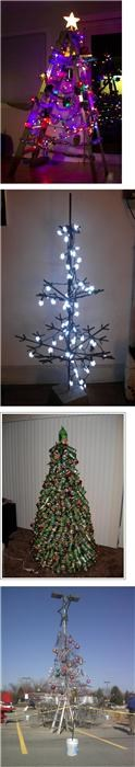 awesome christmas DIY FTW mountain dew there I fixed it trees - 4283118592