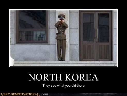 binoculars,modern life,North Korea,paranoia,see,spies