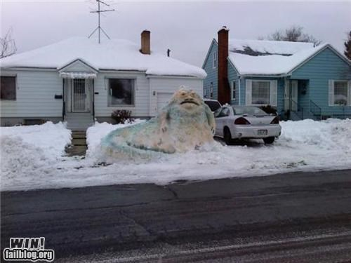 snow,snowman,star wars,winter,Winter Wonderland