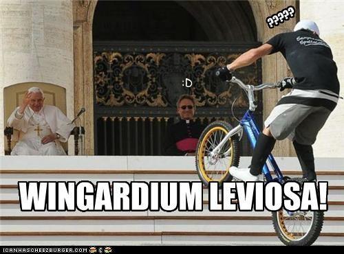 funny lolz Pope Benedict XVI religion - 4285681664