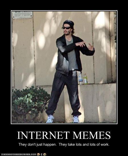 actor celeb demotivational funny keanu reeves meme - 4285943296