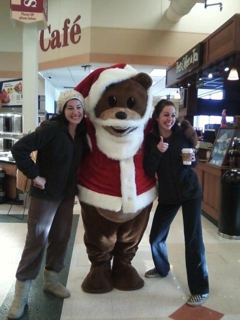 bear costume pedo store wtf