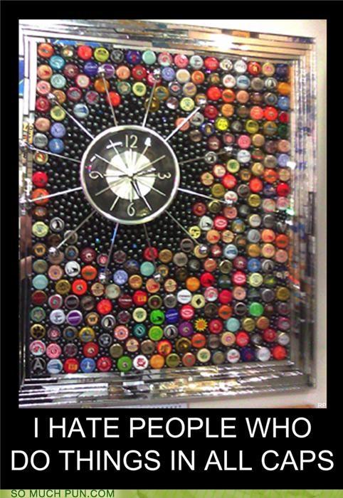 caps lock clock literalism - 4287036928