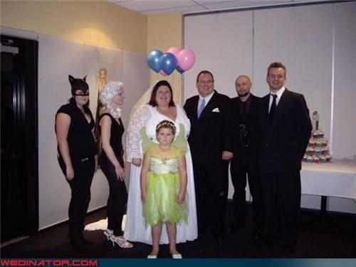 bride,costume wedding,fashion is my passion,funny wedding photos,miscellaneous-oops,unhappy little girl,were-in-love,wedding party,Wedding Themes,wtf,wtf is this