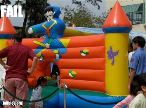 Bouncy House,broomstick,classic,failboat,Harry Potter,innuendo,kids toys,movies