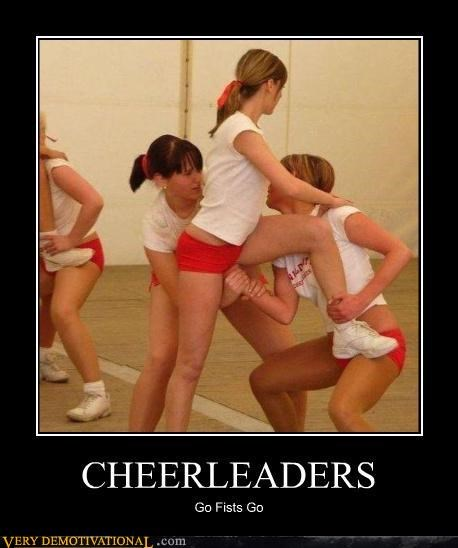 babes,cheerleaders,fantasy,fisting,little shorts,team work