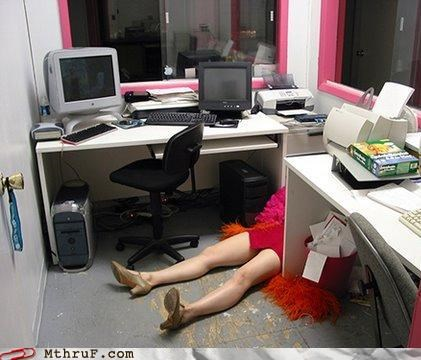 christmas,drunk,Office,Party,passed out