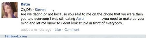 bad idea,facepalm,relationship status,you missed something