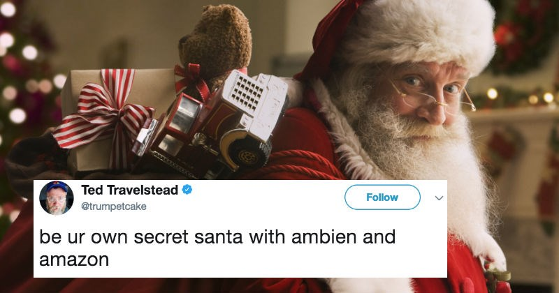 15 tweets about the holiday work parties that perfectly capture the struggle.