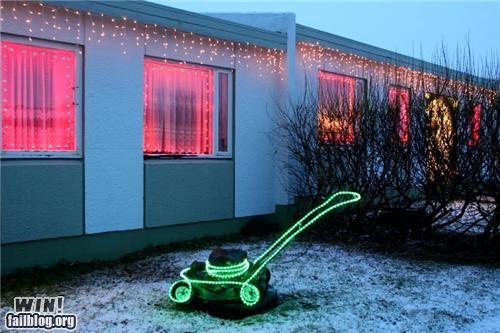 christmas christmas lights snow winter - 4287958784