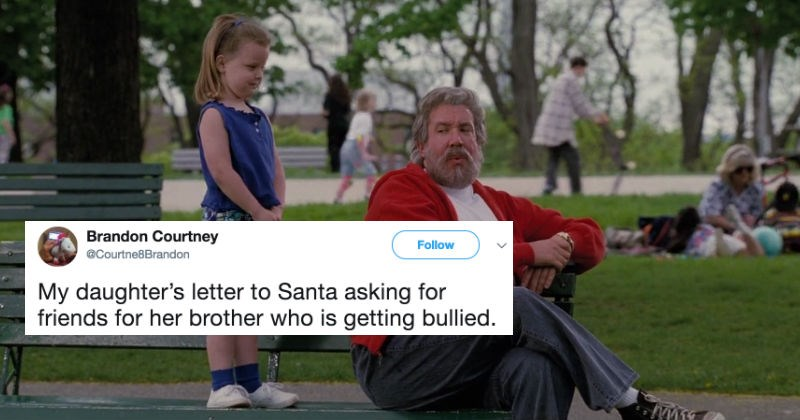Collection of wholesome letters that were written to Santa that'll warm your heart.