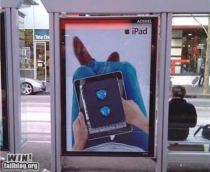 Ad,apple,hacked,ipod