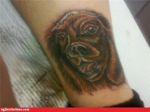 dogs wtf tattoos - 4289488640