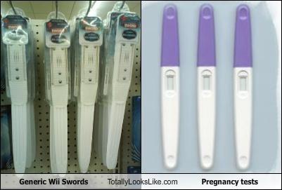 pregnancy test stick video games wii - 4290459648
