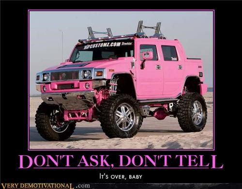 gays,hummer,jk,new laws,pink,pink hummer
